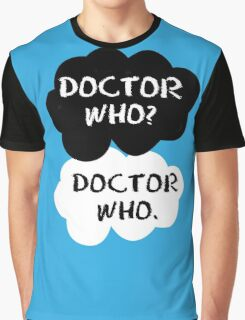 Doctor Who - TFIOS Graphic T-Shirt
