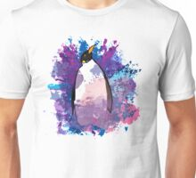 Watercolour Penguin Unisex T-Shirt