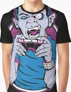 Count Gamer Graphic T-Shirt