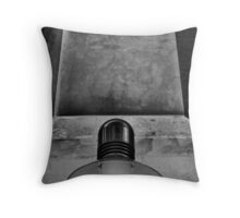 melbourne_in_50mm_4 Throw Pillow