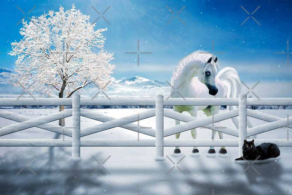 Winter Wonderland by Megan Noble