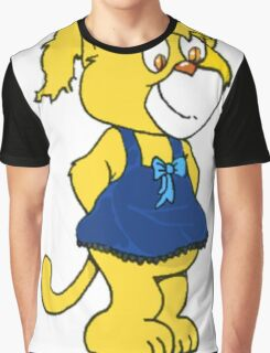 Boomi Cats Graphic T-Shirt