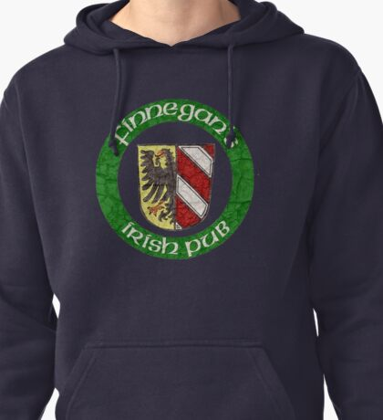Finnegan's Irish Pub Nuremberg  Pullover Hoodie
