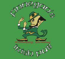 Finnegan's Irish Pub Fightn' Irish by TheSavageLegend