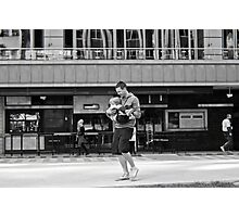 Father and Child Photographic Print