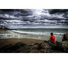 Seaside Music Photographic Print