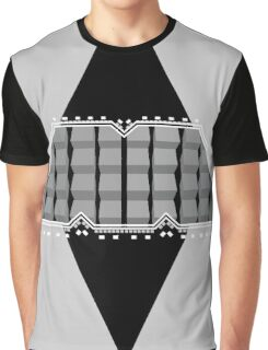 The M Machine Virtual M Vector Graphic T-Shirt