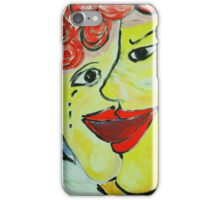 Painting - Multiplicity  iPhone Case/Skin