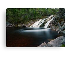 Mary Ann Falls, Cape Breton, Nova Scotia Canvas Print
