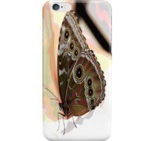 Bulles Eye Butterfly iPhone Case/Skin
