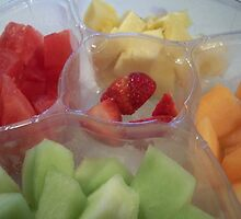 Melon Tray by ArtBee