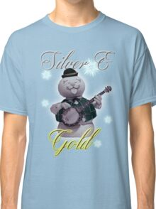 Silver & Gold  Classic T-Shirt