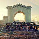 Ferry Arch by Dan Rubin