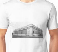 Vintage James Farley NYC Post Office Photograph Unisex T-Shirt