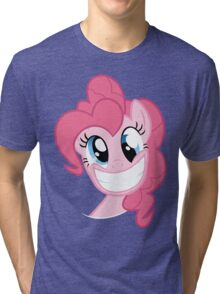Pinkie Pie Party in my Head no text Tri-blend T-Shirt