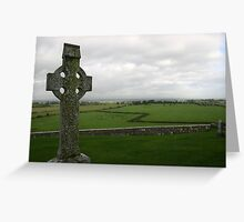 Rock of Cashel Greeting Card