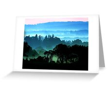 Stillwell Morning Mist Greeting Card