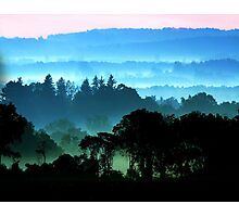 Stillwell Morning Mist Photographic Print