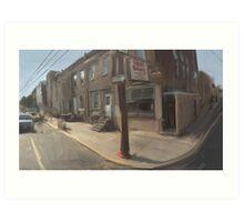 Cacia's Bakery Philadelphia Art Print