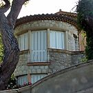 A House On Cap Ferrat by Fara