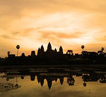 Siem Reap  by George Dambassis