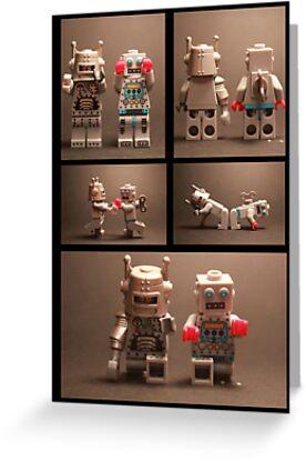 Do the Robot by HRLambert