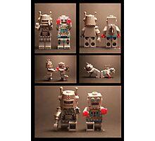 Do the Robot Photographic Print