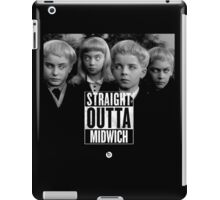 Straight Outta Midwich iPad Case/Skin