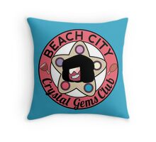 Garnet - Beach City Crystal Gems Club Throw Pillow