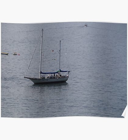 Boat - Barco Poster