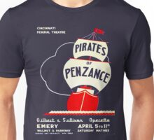 Pirates of Penzance  Unisex T-Shirt