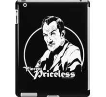 Vincent Priceless iPad Case/Skin