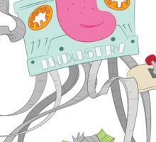 Industry Monster Sticker