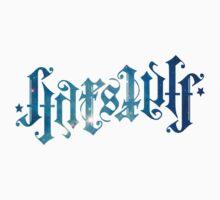 Starstuff Ambigram by srahhh