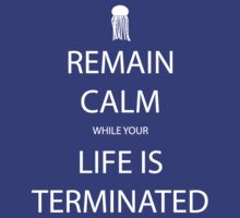 Remain Calm - Doctor Who by gcrows