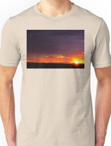 Sierra Blanca Sunset Unisex T-Shirt
