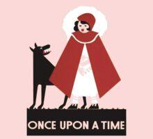 Once Upon a Time Kids Tee