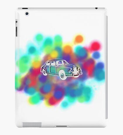 Car iPad Case/Skin