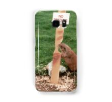 Clever Critter Samsung Galaxy Case/Skin