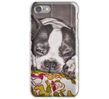 Sleepy Boston  iPhone Case/Skin