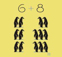 6 + 8  Kids Tee
