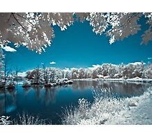 Teeter Pond Dream Photographic Print