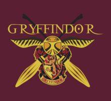 Gryffindor Quidditch (1) by forcertain