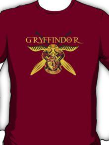 Gryffindor Quidditch (1) T-Shirt