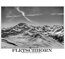 fletschhorn Photographic Print