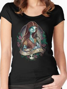 Something In The Wind Women's Fitted Scoop T-Shirt