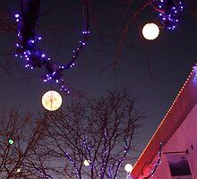 Two Lanterns by Lourdes Juarez