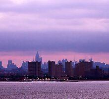 Brooklyn Manhattan Predawn by gzupruk