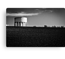 The Water Tower Canvas Print
