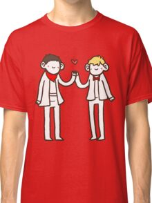 Merlin and Arthur Classic T-Shirt